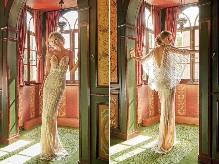 12 chiếc váy cưới khiến bạn ao ước làm cô dâu ngay lập tức