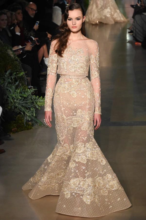 Mẫu váy cưới 2015 tuyệt đẹp từ BST Haute Couture 2015