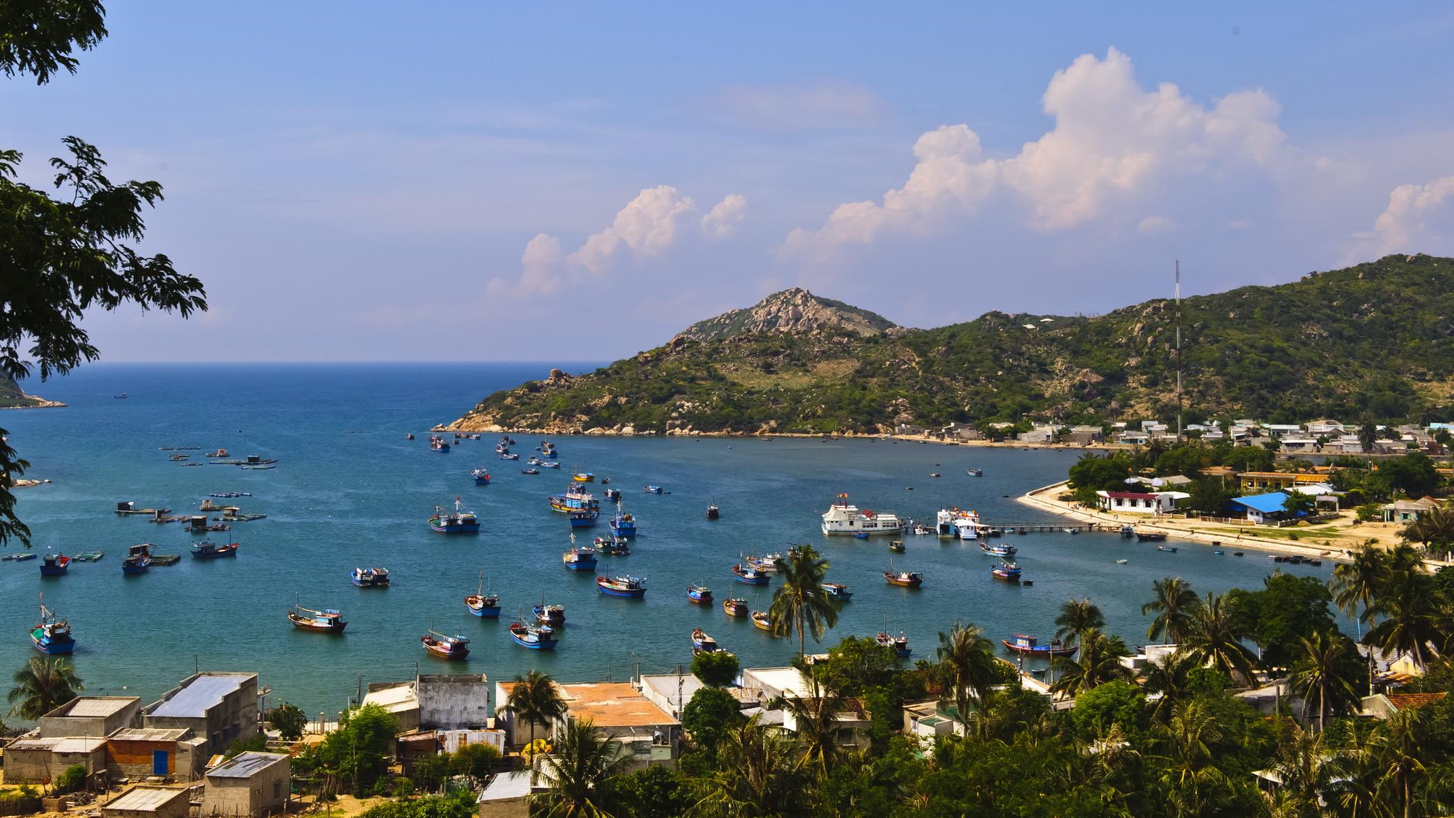 Du lich Ninh Thuan - Vẻ đẹp ấn tượng của biển Ninh Chữ