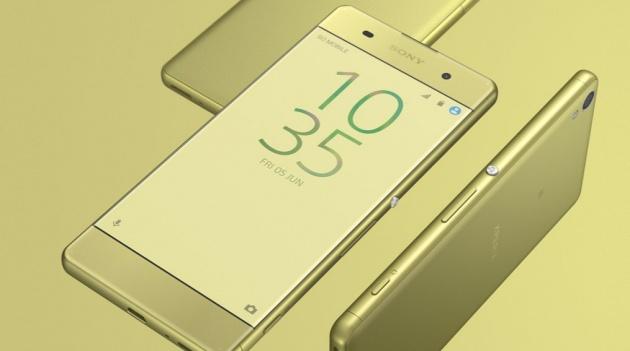 Ngắm nhìn bộ 3 'tinh hoa' Xperia X của Sony tại MWC 2016